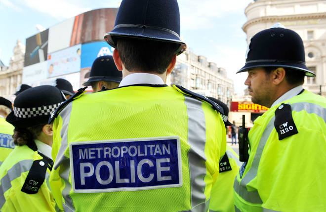 Police forces were promised an extra £100m to tackle knife crime.