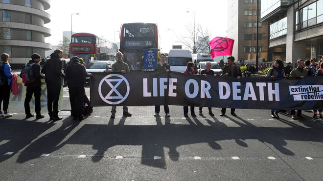 Extinction Rebellion protesters consider shutting down Heathrow