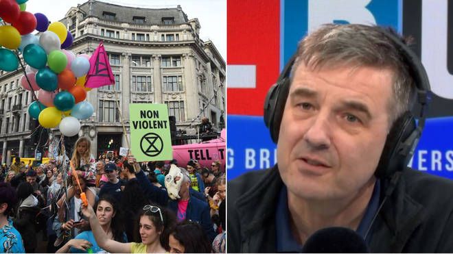Ian Payne Extinction Rebellion