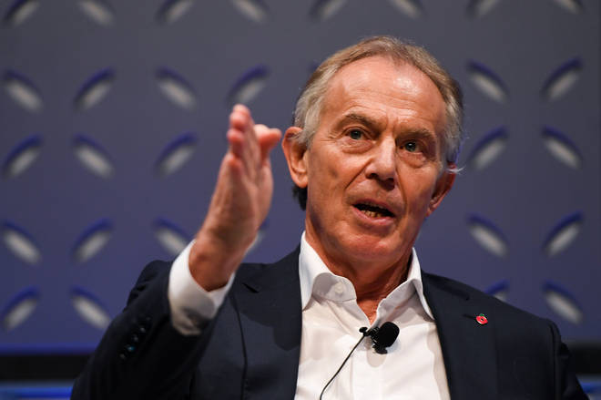Former Prime Minister Tony Blair said migrants need to integrate better into society