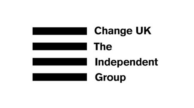 The Change UK logo