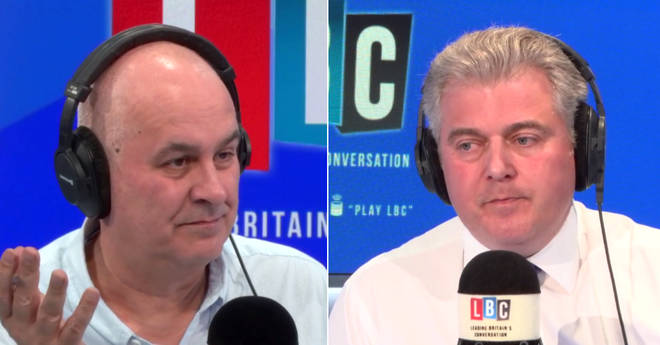 Iain Dale grilled Brandon Lewis