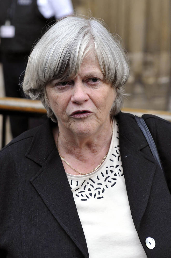 Anne Widdecombe defects from the Tories to the Brexit Party