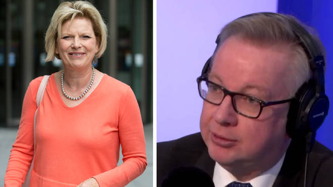Anna Soubry Michael Gove