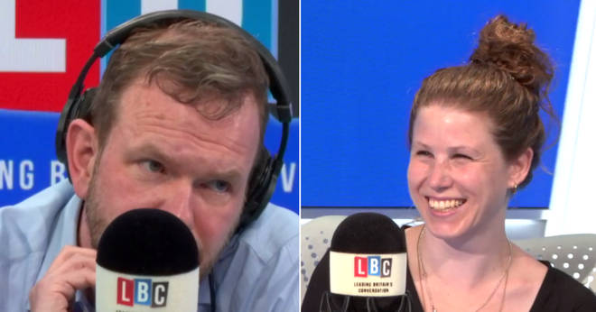 James O'Brien made the confession to Caroline Criado-Perez
