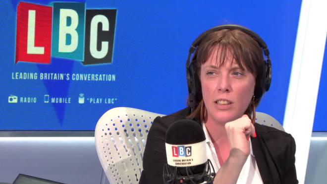 Jess Phillips took calls from LBC listeners on Wednesday