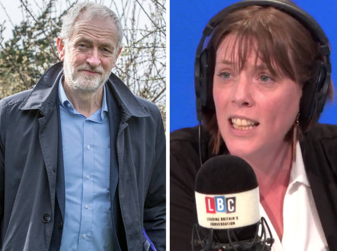 Jess Phillips raised concerns about Jeremy Corbyn's top team on Wednesday