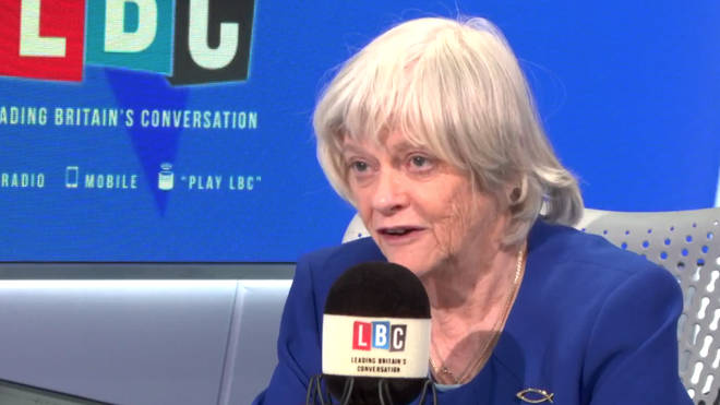 Ann Widdecombe says she's now been expelled from the Conservative party