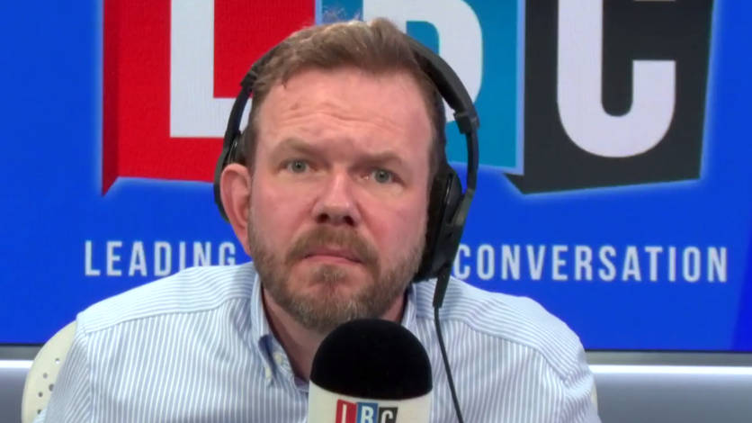 James O'Brien Foxes Scottish Caller Who Wants To Stay In UK But Leave EU