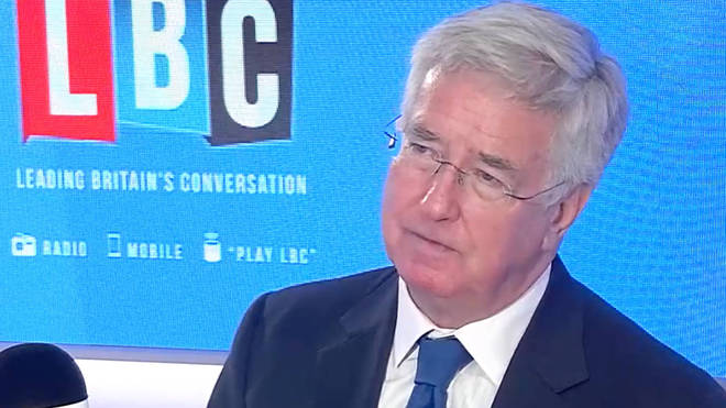 The former defence secretary Sir Michael Fallon has called for a criminal investigation into the Huawei leak from the National Security Council.