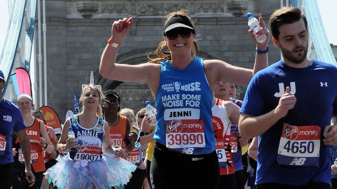 Global's Make Some Noise London Marathon