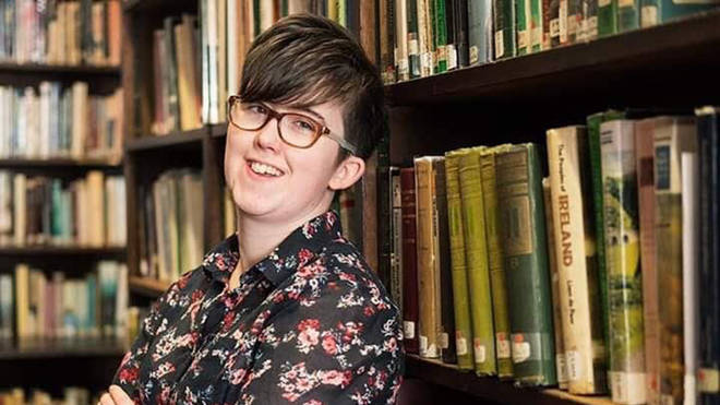 Journalist Lyra McKee was killed in a shooting in Northern Ireland