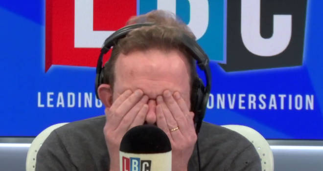 James O'Brien was touched by what he heard from Steve