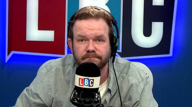 James O'Brien spoke to Conservative MP Marcus Fysh