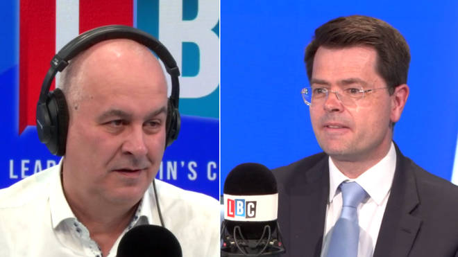 Iain Dale pushed James Brokenshire on council housing