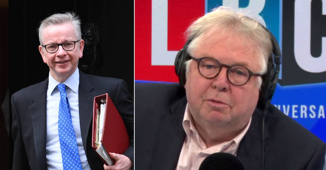 Nick Ferrari had this warning for Michael Gove