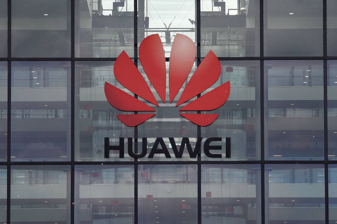 Chinese telecommunications firm Huawei