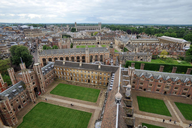 The University of Cambridge is looking into how it profited from the slave trade in Britain's colonial era.