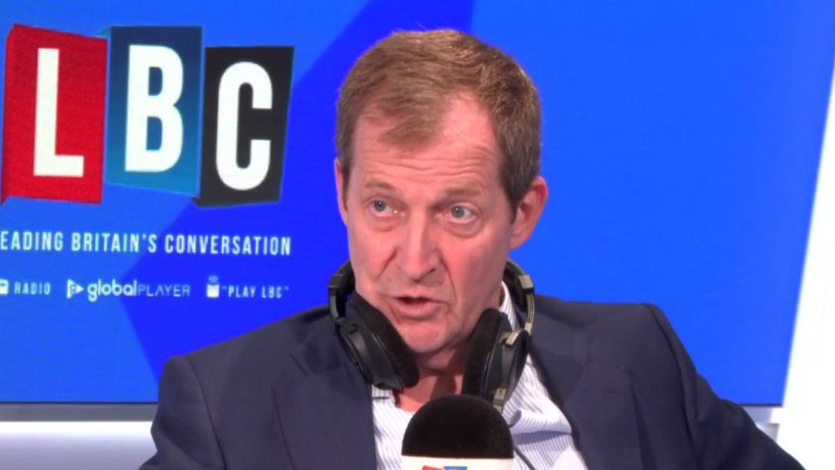 """""""The World Thinks Britain Is A Global Joke Because Of Brexit"""": Alastair Campbell"""