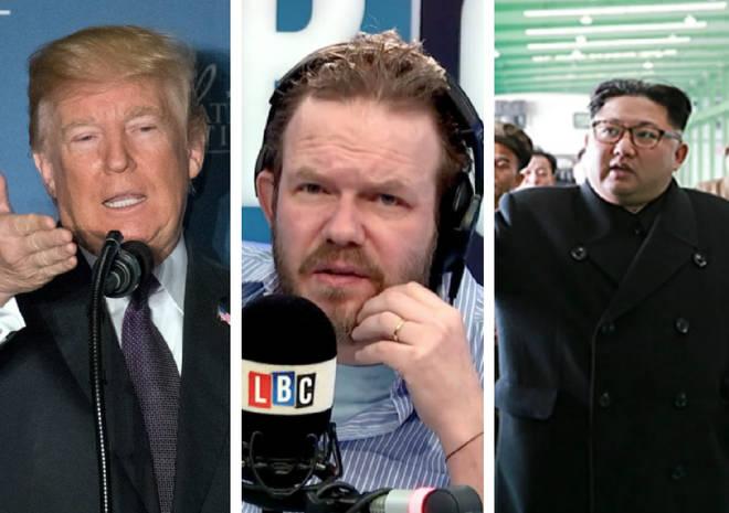 Trump, O'Brien, Kim
