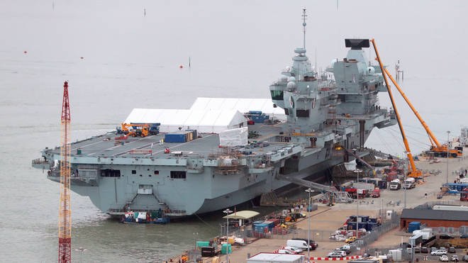 The National Shipbuilding Strategy means warships will still be built in the UK.