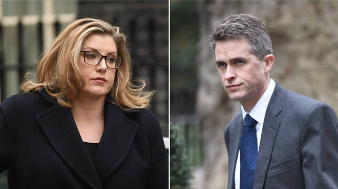 Penny Mordaunt named as Gavin Williamson's replacement