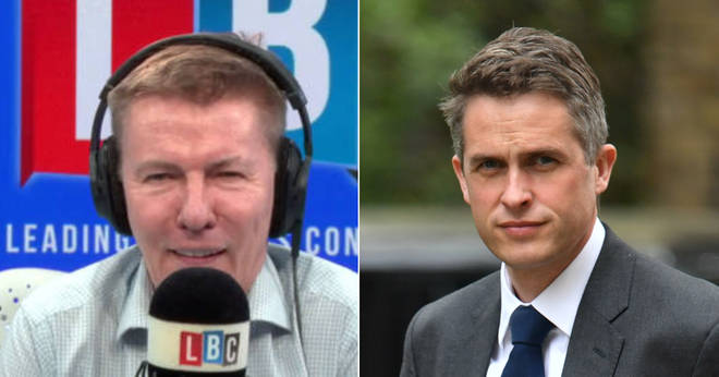Andrew Pierce didn't hold back when discussing Gavin Williamson