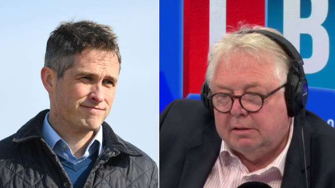 Gavin Williamson's former aide spilled the beans to Nick Ferrari