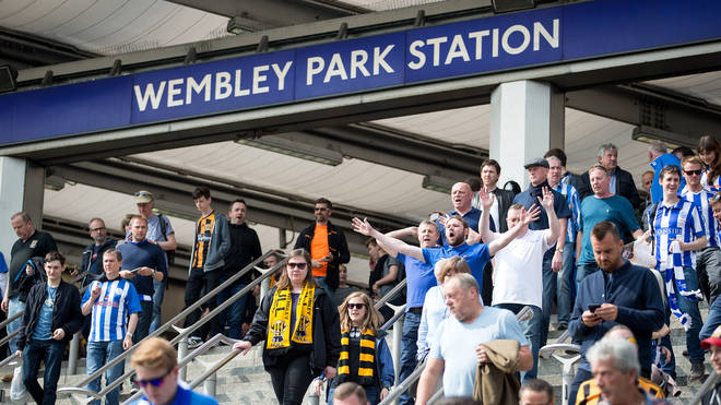 Nearly 90,000 fans are expected at Wembley for the game on the 18th between Manchester City and Watford.