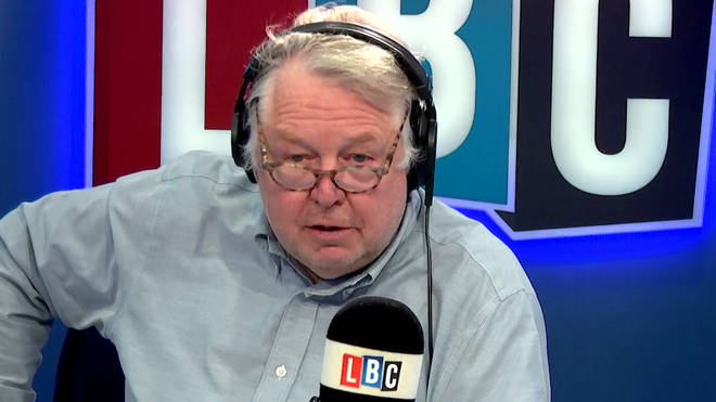 Nick Ferrari was frustrated by the BBC's refusal to cover the Telford scandal