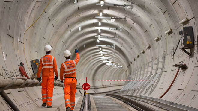 Poor management's being partly blamed for the delayed Crossrail project's spiralling budget.