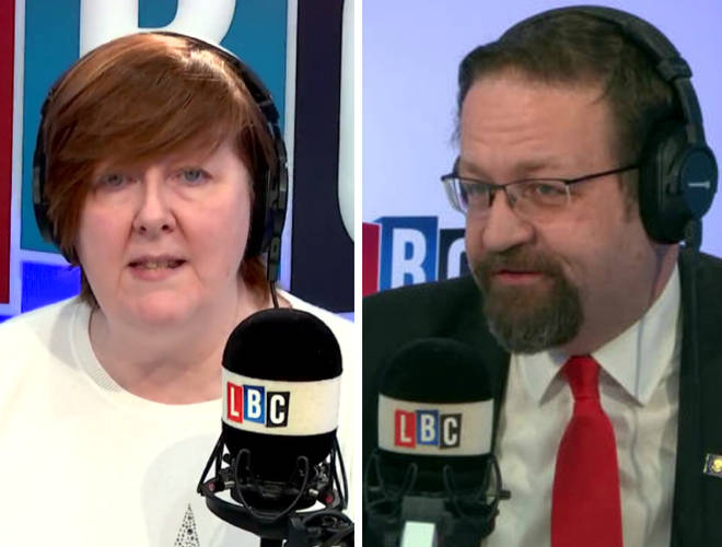 Seb Gorka And Shelagh Fogerty In Fiery Interview Over Tillerson Sacking