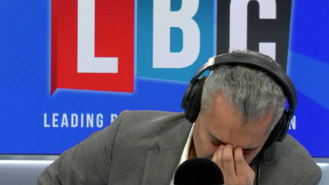 Maajid Nawaz felt angered after this caller described the difficulty of getting his autistic son an education