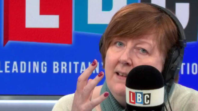 "Shelagh Fogarty cut off a caller during a row over ""rape jokes"""