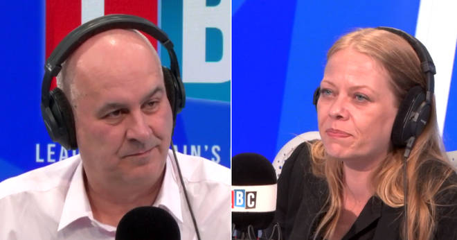 Iain Dale questioned Sian Berry on the Green Party's defence policy