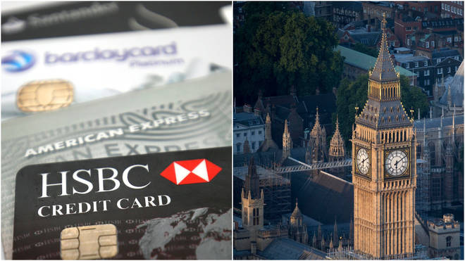 MPs have strict rules surrounding credit cards.