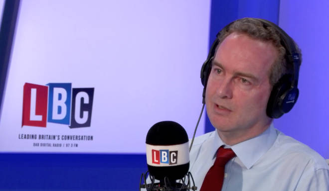 Robert Hannigan joined Iain Dale on Wednesday