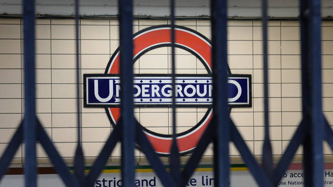 Tube staffs could impact on football fans.
