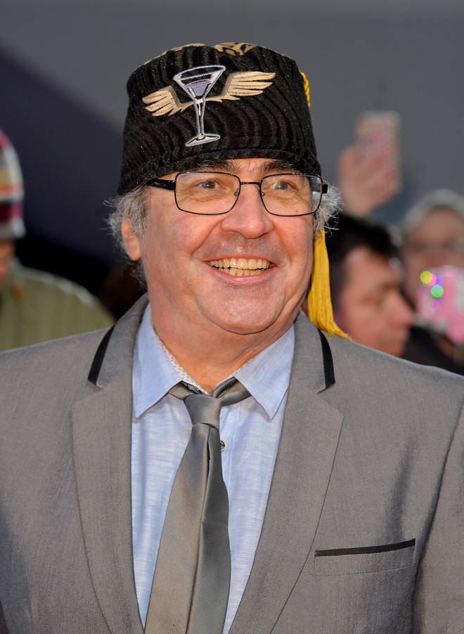 Danny Baker found himself trending for the wrong reasons