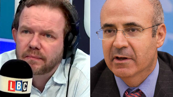 James O'Brien with Bill Browder