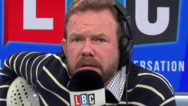 The call left LBC listeners in both disbelief and hysterics