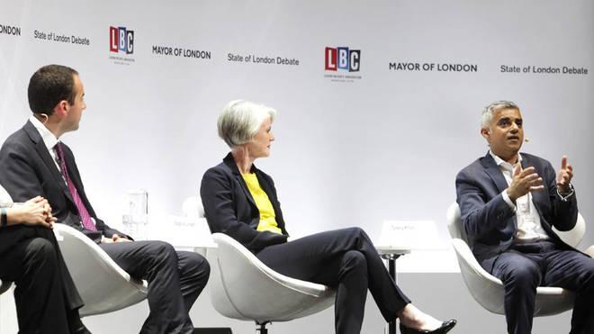 State of London Debate with Sadiq Khan