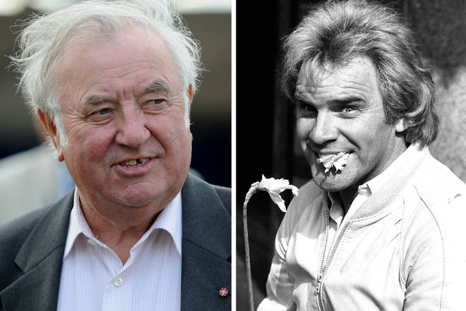 Jimmy Tarbuck paid a hilarious tribute to his friend Freddie Starr