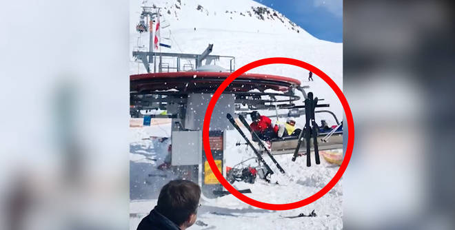 Ski lift malfunctions