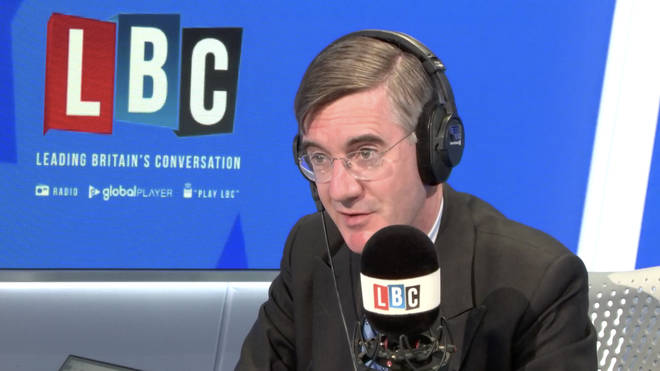 Jacob Rees-Mogg tells Nick Ferrari that the BBC is a pro-Remain organisation