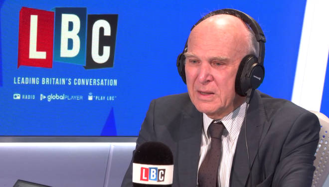 Vince Cable told the Lib Dems aren't supporting democracy