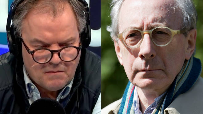 Matt Frei spoke to Malcolm Rifkind