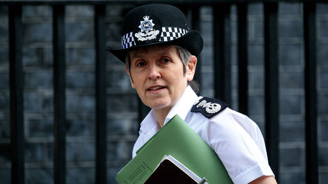 Met Commissioner Cressida Dick was speaking to the Police and Crime Committee at the London Assembly