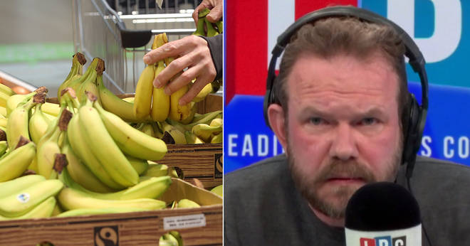"James O&squot;Brien heard that the UK can excel in ""free-range bananas"""