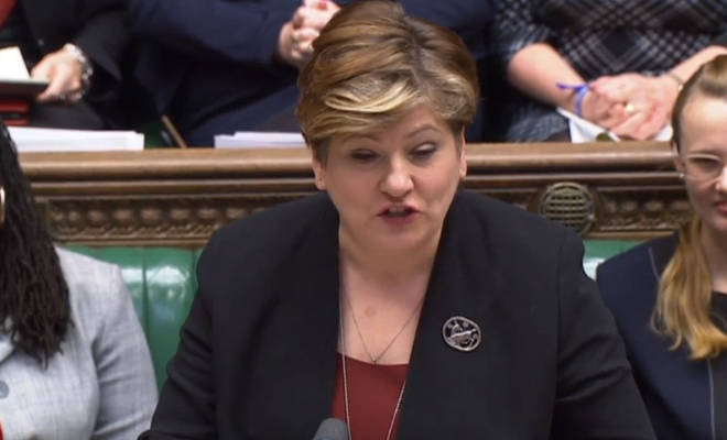 Emily Thornberry joins Iain Dale for an hour of listeners questions on LBC.